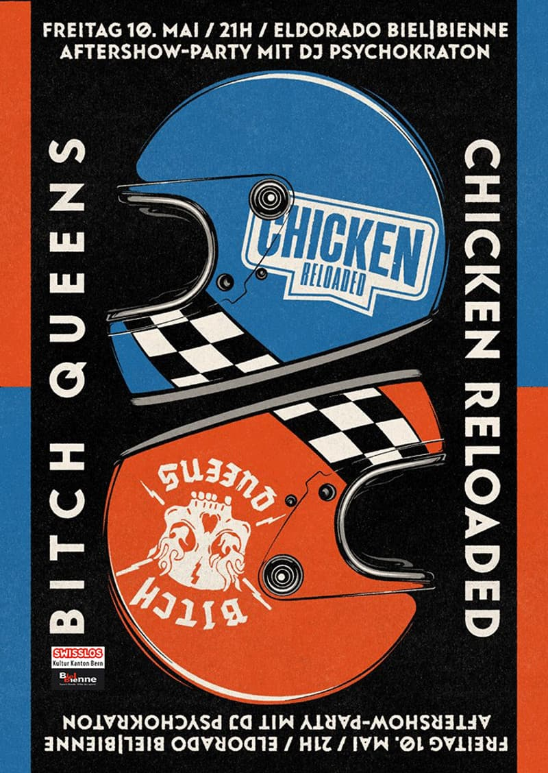 Chicken Reloaded Bitch Queens1