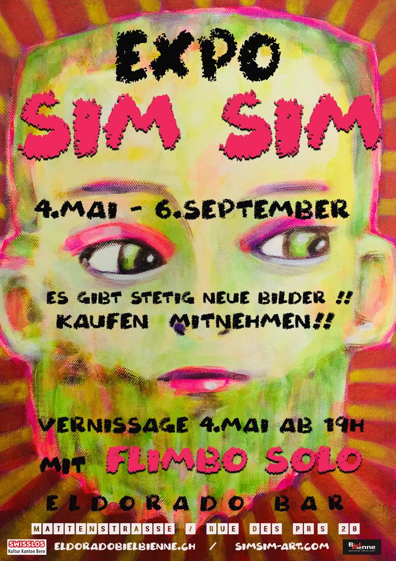 EXPO SIMSIM 1