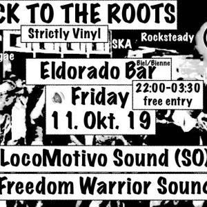Freedom Warriors, 11.10.2019