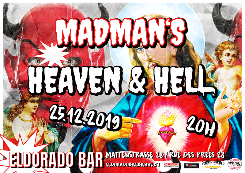 2019.12.25 heavens or hell