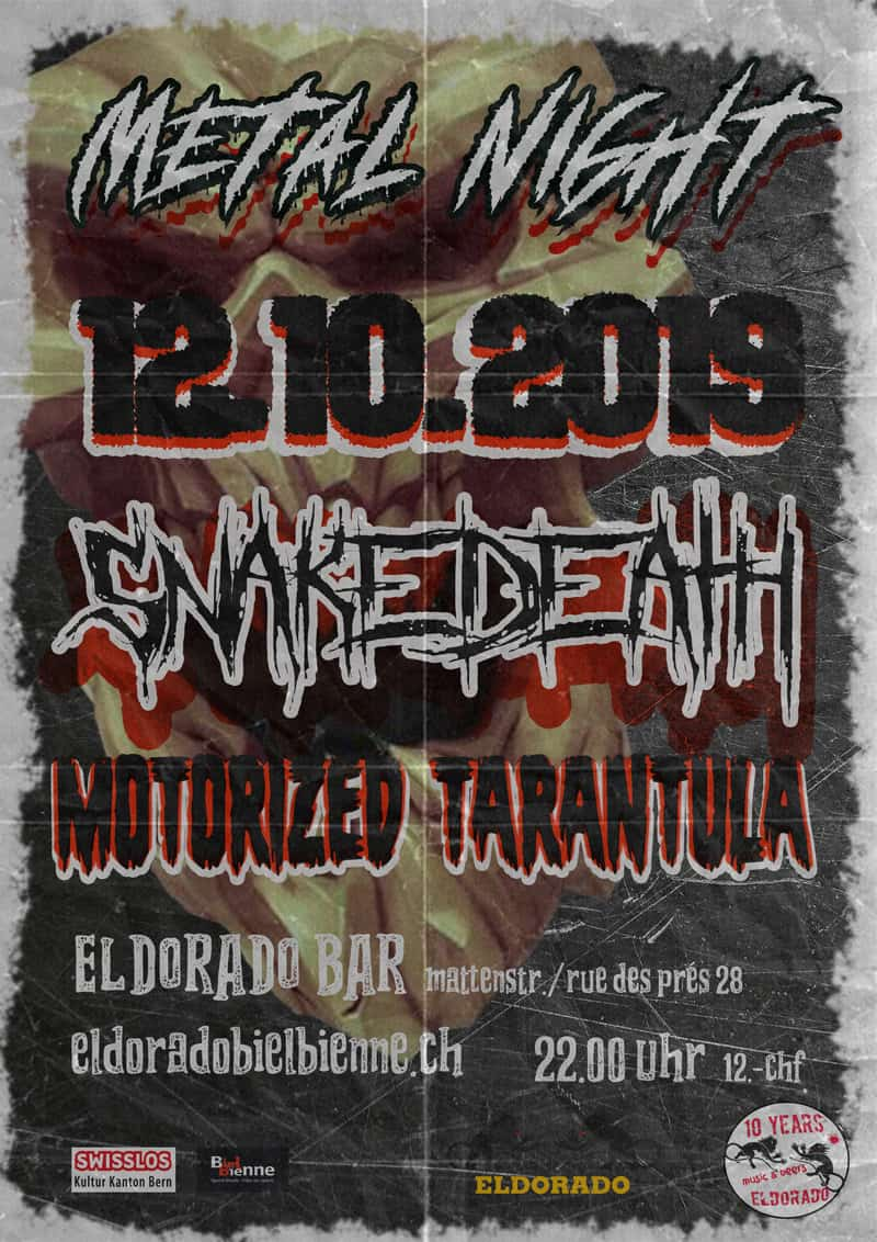 metal night 2019