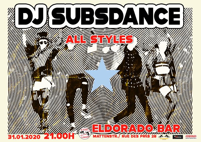 DJ SUBDANCE
