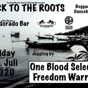 Freedom Warriors, 10.07.2020